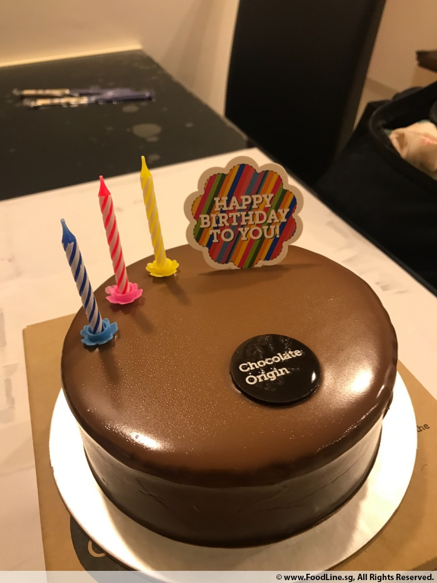Magnificent Chocolate Origin Review Super Duper Nice Chocolatey Cake From Funny Birthday Cards Online Elaedamsfinfo