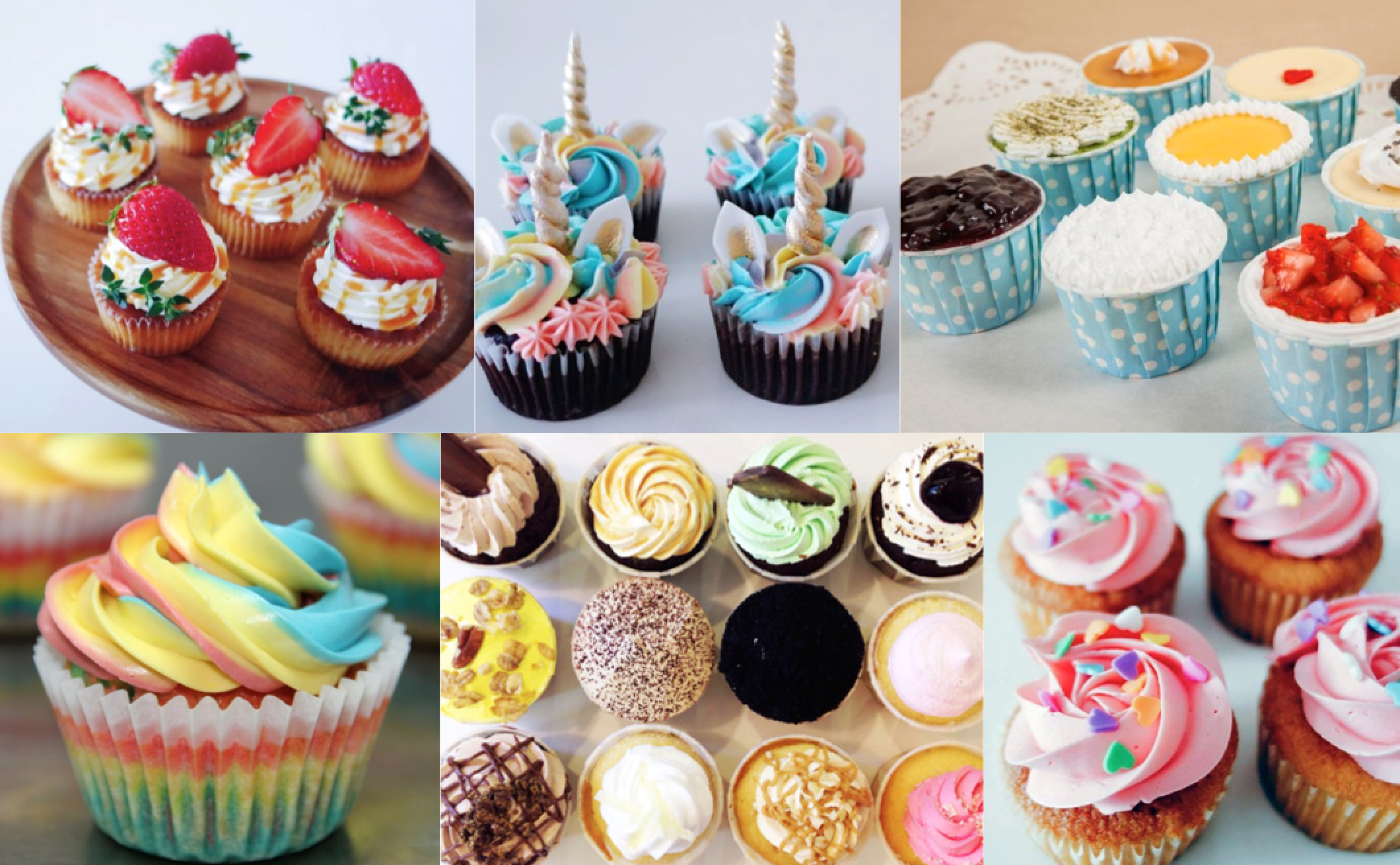 10 Best Cupcake Shops In Singapore To Satisfy Your Sweet Tooth