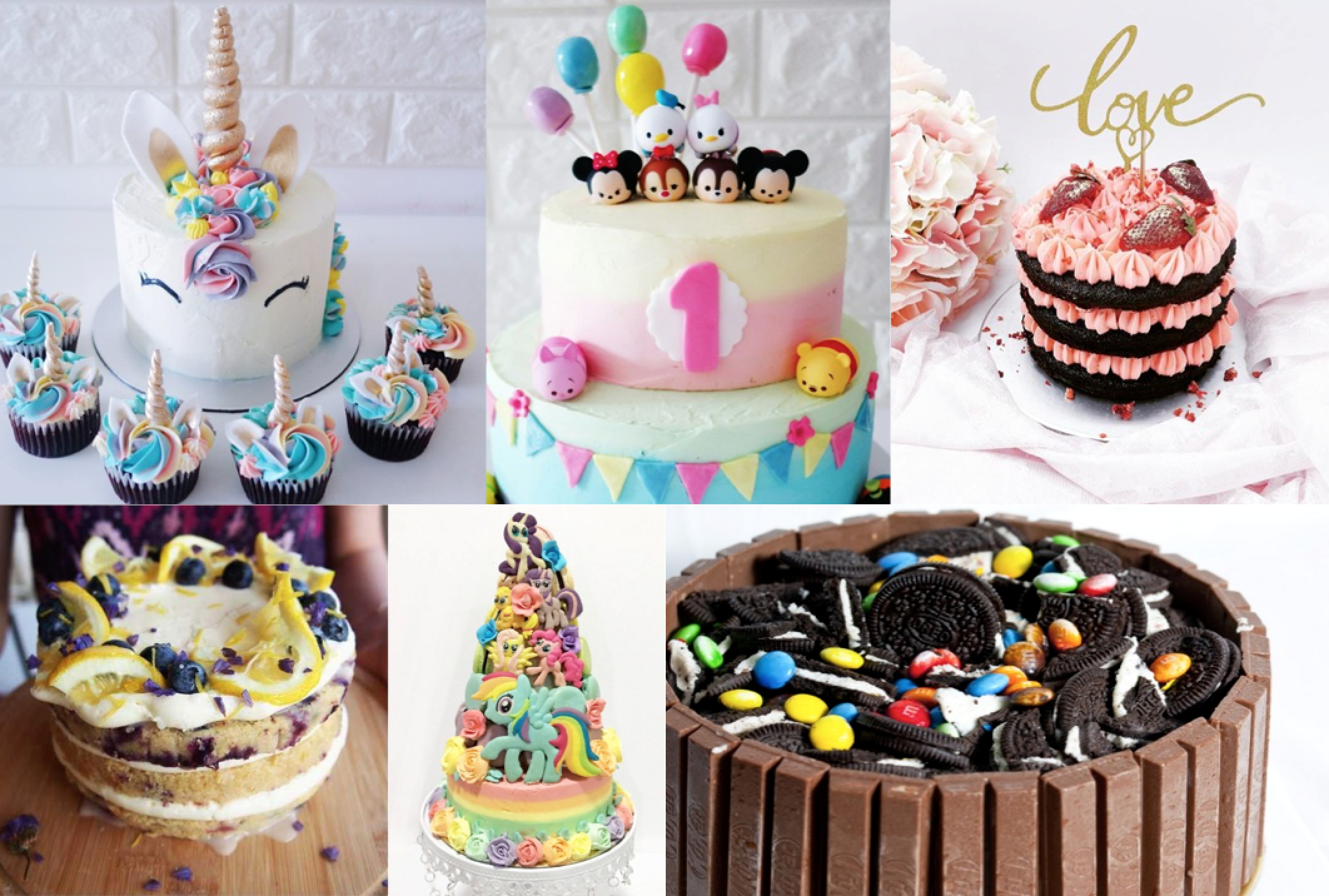 Everyone Looks Forward To Birthday Parties And Aside From The Boy Or Girl Cake Is Next Star Of Show If Youre Looking Splurge On