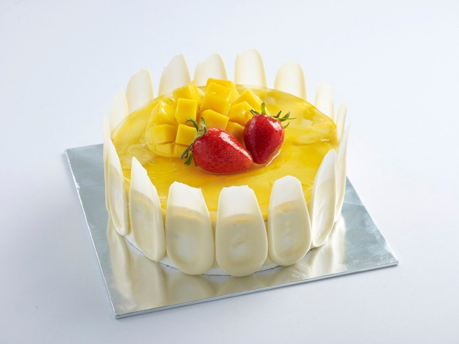 For Fruitcake Lovers This Yummy Tropical Mango Cake Is The One You Not Only Are Mangos Well Known To Lower Cholesterol And Aid Digestion