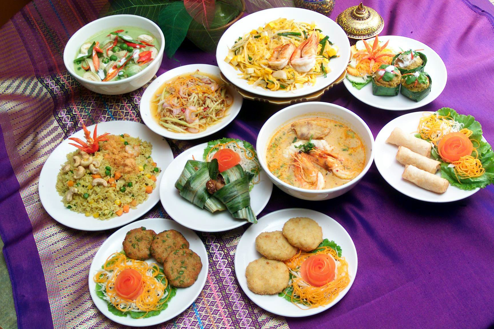 4 Must Try Thai Buffet Caterers To Satisfy Your Thai Food
