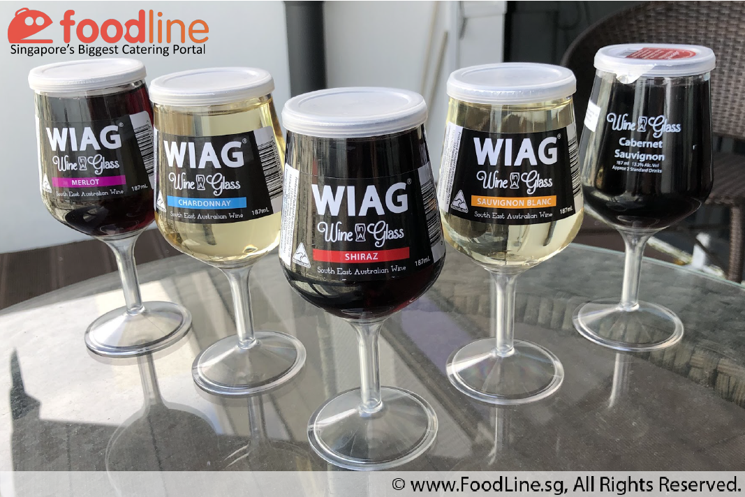 Thronne Merchant Review – Complete your parties with Wine In A Glass!