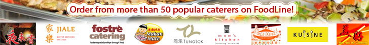 Search and Order from more than 50 popular caterers here!