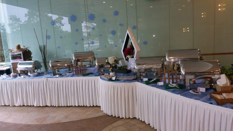 Catering Buffet Table Setup Image collections - Table Decoration Ideas & Captivating Banquet Buffet Setup Pictures Contemporary - Best Image ...