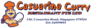 Buffet Catering:Casuarina Curry - Menu B @ $12.00