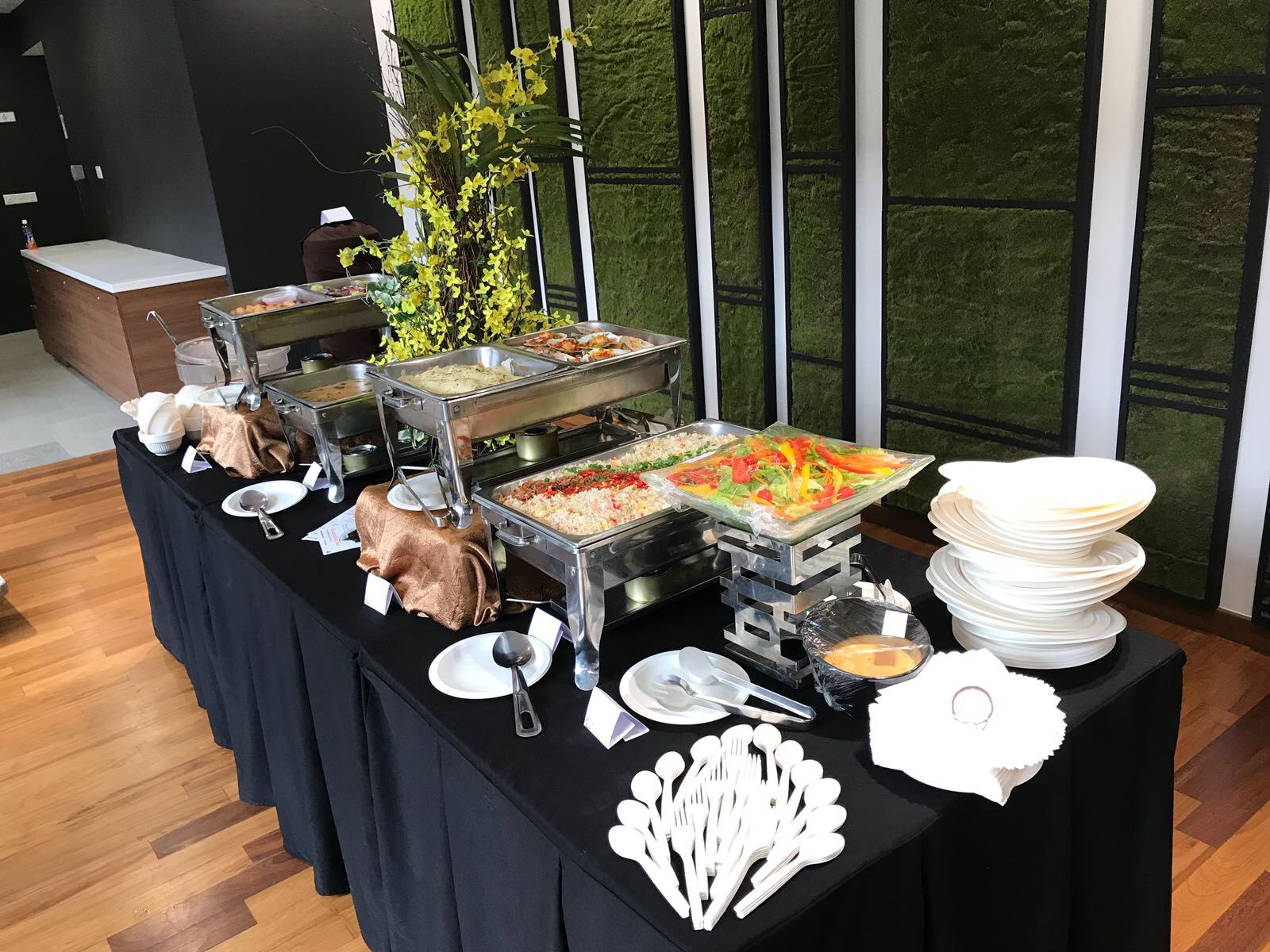 Phenomenal Chu Yi Kitchen Best Price Guaranteed At Foodline Sg Interior Design Ideas Gentotryabchikinfo