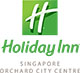 Buffet Catering:Holiday Inn Singapore Orchard City Centre - Christmas Party Set A