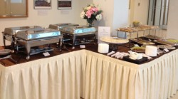 ICS' Buffet
