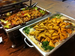 ICS' Buffet Catering