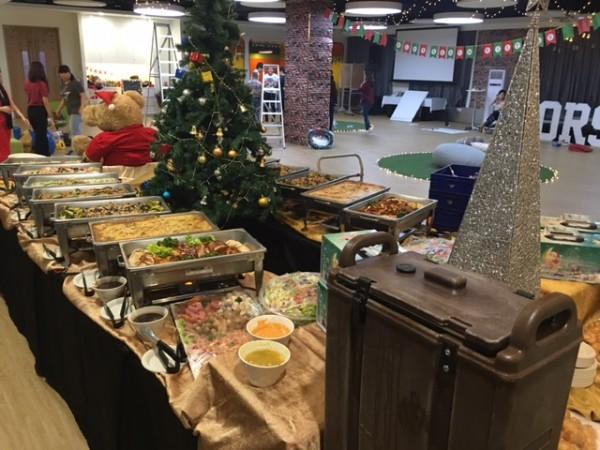 Cny Buffet By Rilassi Thai Cuisine On Jan 2019 Christmas Log