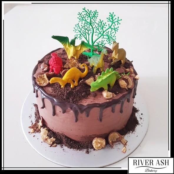 Dinosaur Cake At 7900 Per
