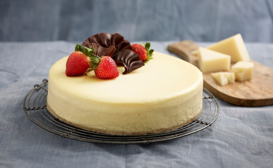 American Cheesecake At 4800 Per Cake Rocky Master