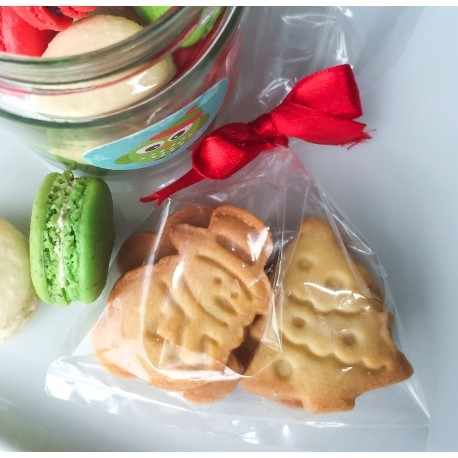 Christmas Cookies Gift Pack At 1 50 Per Pack The Frosted Chick