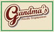 Catering Promotion:Grandma's Catering