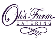Caterer: Oh's Farm Catering