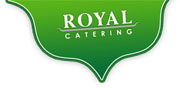 Caterer: Royal Catering