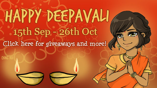 Deepavali 2014 Highlights