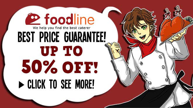 Best Price Guaranteed for your Catering!