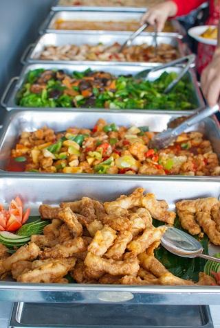 Finger Food Delivery Singapore Halal